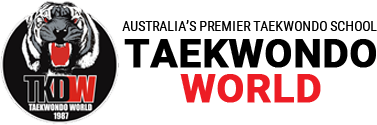 Taekwondo World Logo