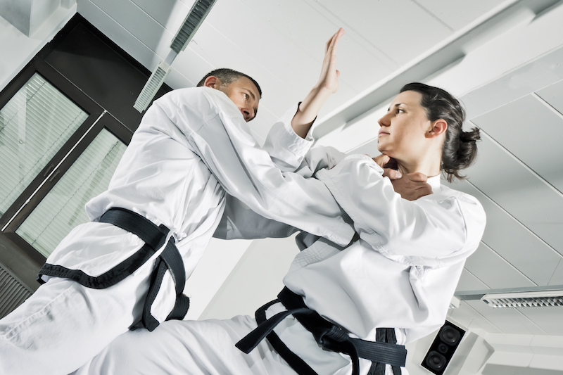 shutterstock_96292529 Martial Arts Classes