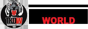 Taekwondo World Logo