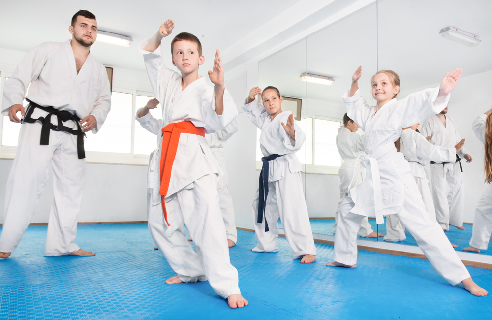 Martial Arts School